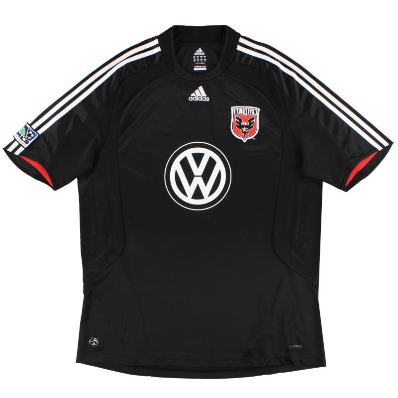 2008-09 DC United adidas Home Shirt XL - E75442