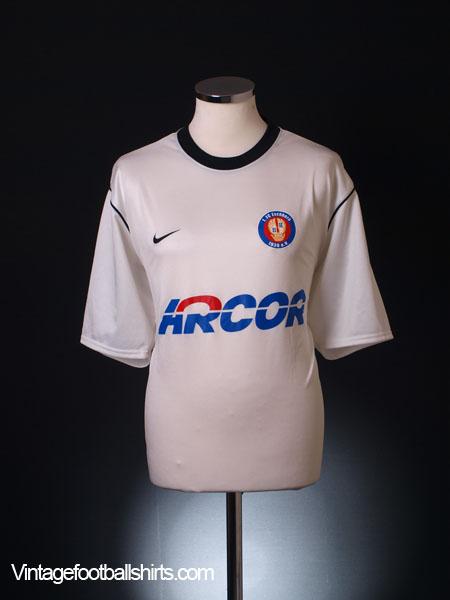 2008-09 FC Eschborn Home Shirt XL
