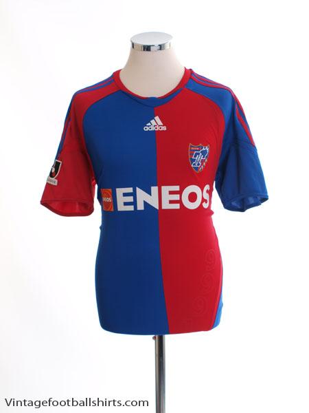 2008-09 FC Tokyo Home Shirt M