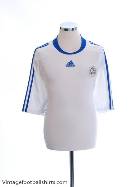 2008-09 Finland Home Shirt XXL - 609683