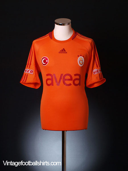 2008-09 Galatasaray Fourth Shirt *BNIB* M