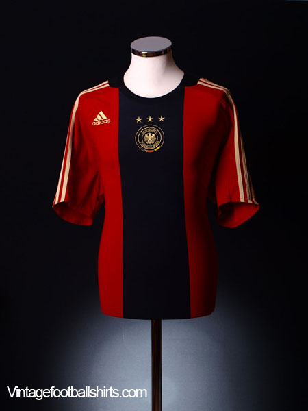 2008-09 Germany Away Shirt XS