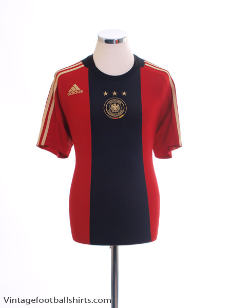 2008-09 Germany Away Shirt *Mint* M