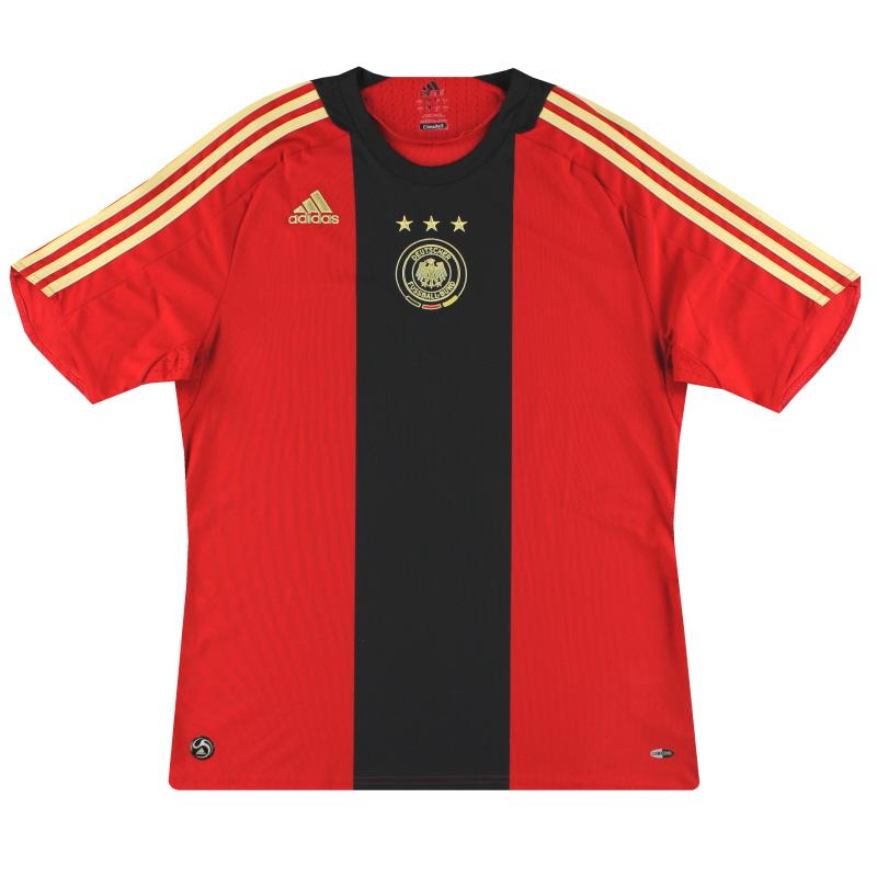 2008-09 Germany Away Shirt *Mint* M - 613850