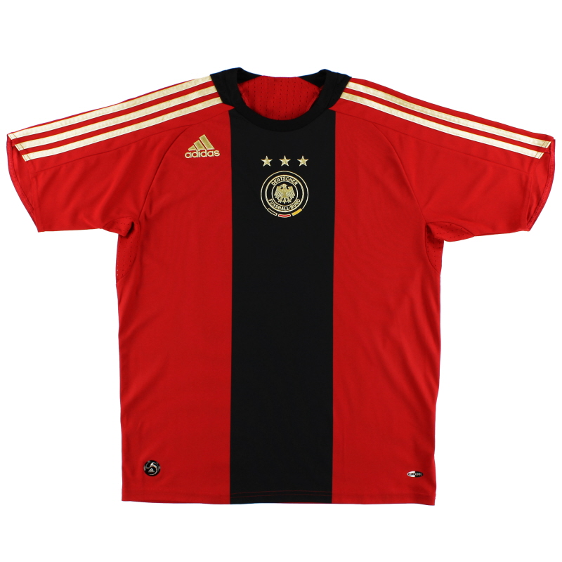 2008-09 Germany Away Shirt *Mint* S - 601677