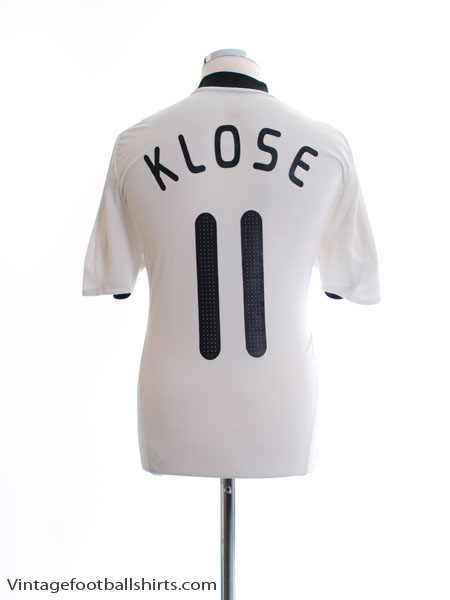 2008-09 Germany Home Shirt Klose #11 M - 613200