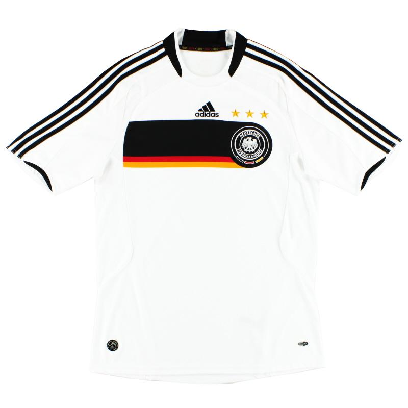 2008-09 Germany Home Shirt L.Boys