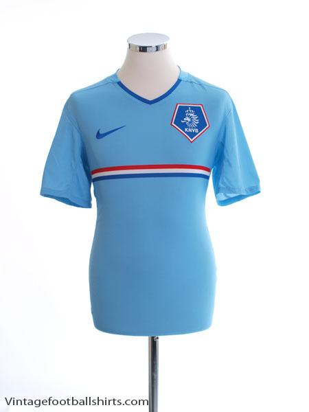 2008-09 Holland Away Shirt S
