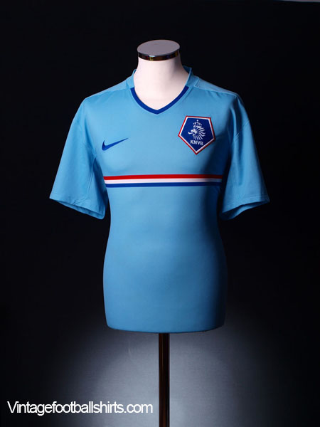 2008-09 Holland Away Shirt XL.Boys