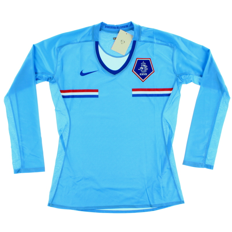 2008-09 Holland Player Issue Away Shirt L/S *w/tags* Womens