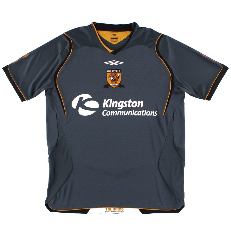 2008-09 Hull City Away Shirt L