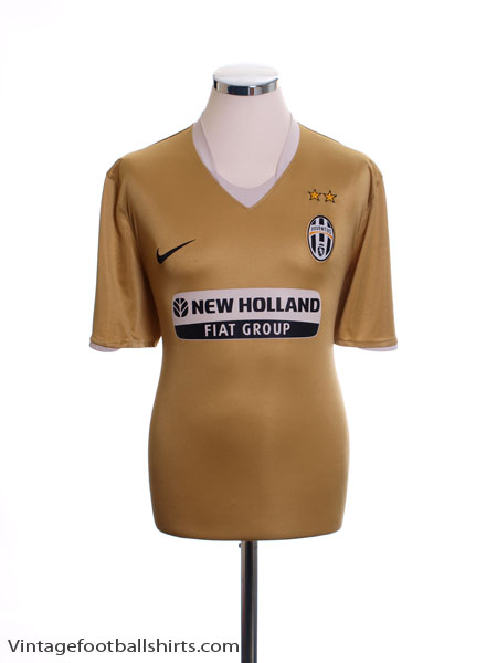 2008-09 Juventus Away Shirt M