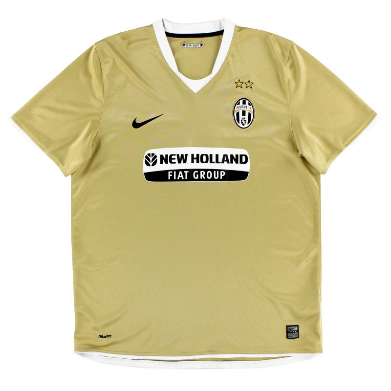 2008-09 Juventus Away Shirt XL - 287403-770