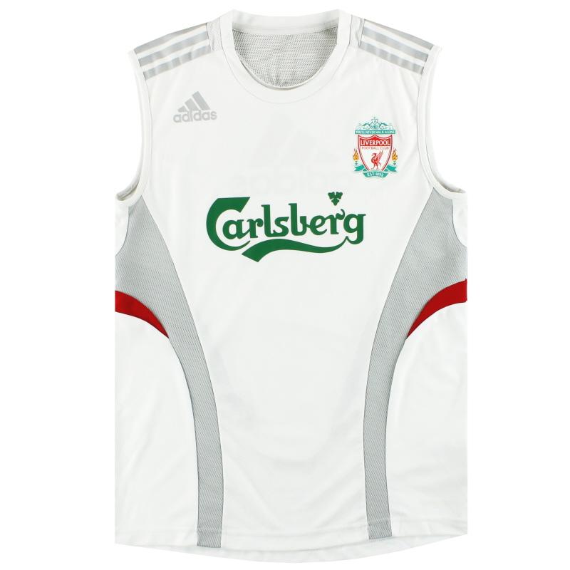 2008-09 Liverpool adidas 'Formotion' Training Vest M - 532317