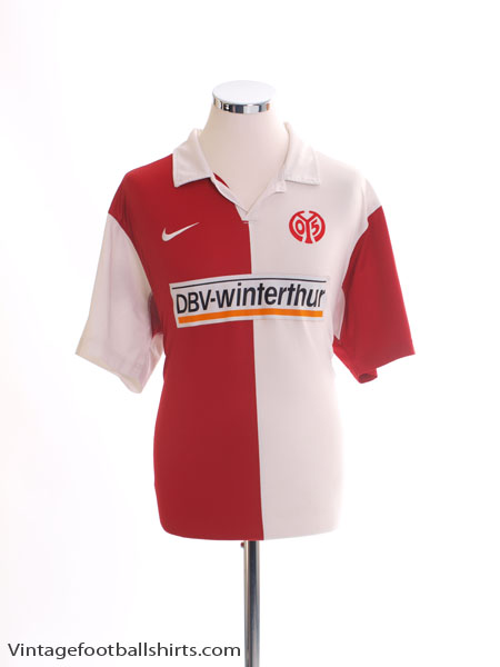 2008-09 Mainz 05 II Home Shirt #11 XL