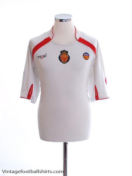 2008-09 Mallorca Away Shirt L