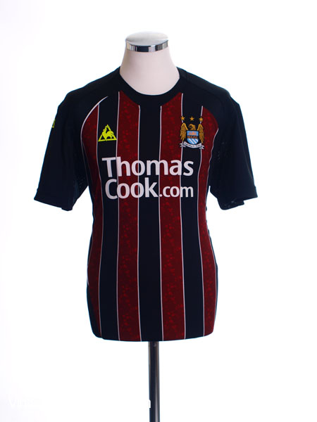 2008-09 Manchester City Away Shirt XXL