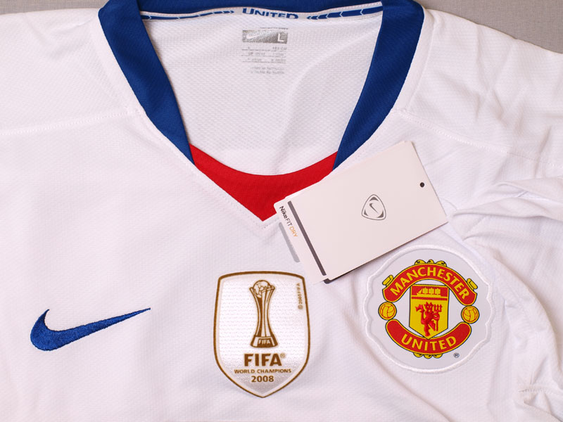 cheap for discount 2dc15 8bd9c 2008-09 Manchester United Away Shirt Ronaldo #7 *BNWT* L for ...