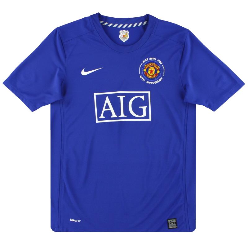 2008-09 Manchester United Nike Third Shirt *Mint* XL.Boys - 287634-403