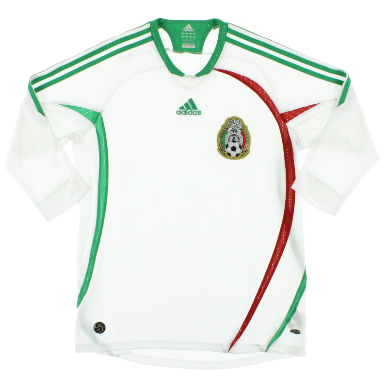 2008-09 Mexico Away Shirt M - 636996