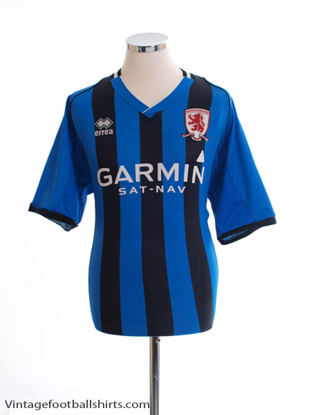 2008-09 Middlesbrough Away Shirt XL