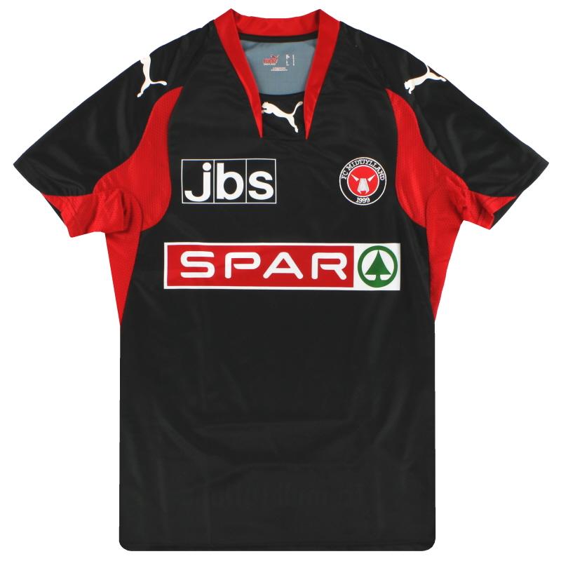2008-09 Midtjylland Puma Home Shirt S