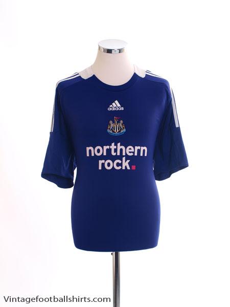2008-09 Newcastle Away Shirt L
