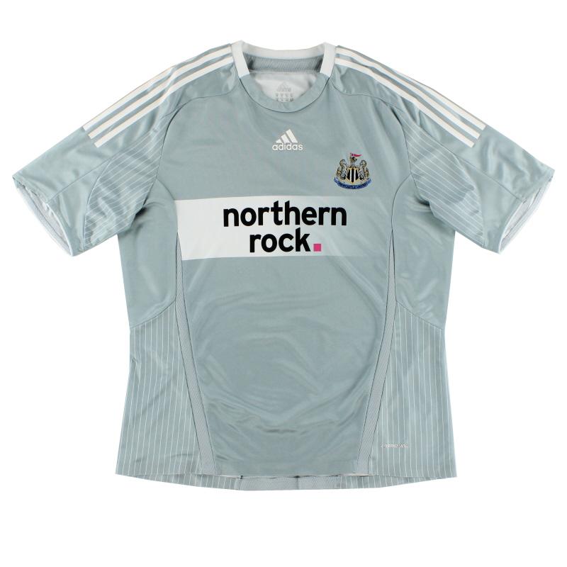 2008-09 Newcastle Player Issue Third Shirt XL - 684892