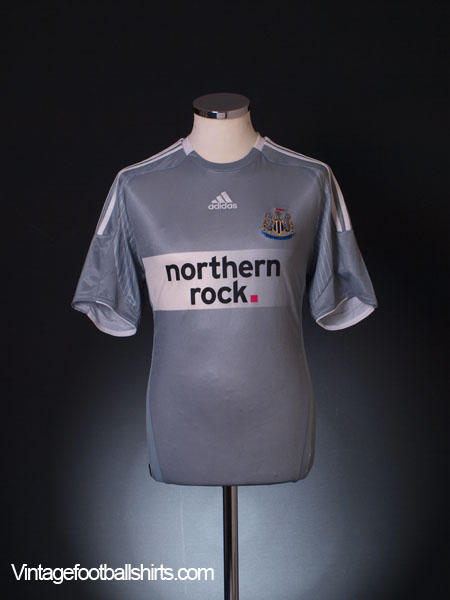 2008-09 Newcastle Third Shirt M