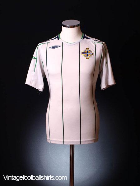 2008-09 Northern Ireland Away Shirt XXL
