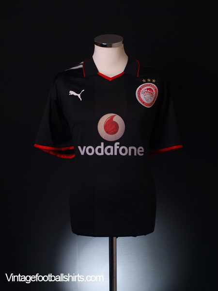 2008-09 Olympiakos Fourth Shirt XL