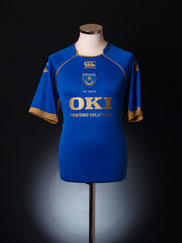 2008-09 Portsmouth Centenary Home Shirt L