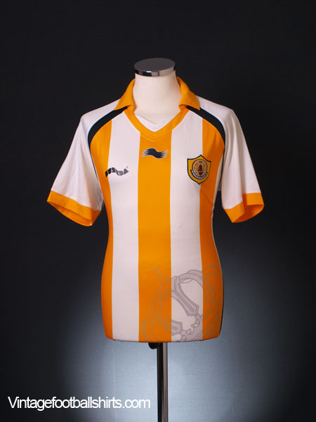 2009-10 Qatar SC Third Shirt M