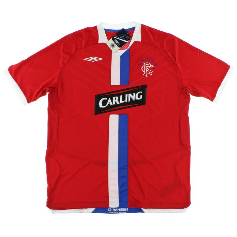 2008-09 Rangers Third Shirt *BNIB* XL