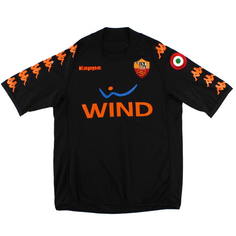 2008-09 Roma Third Shirt XL
