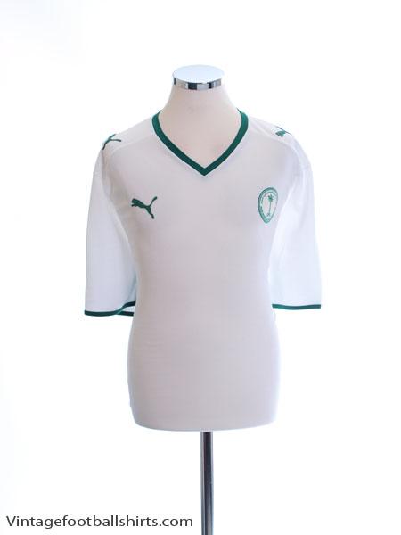 2008-09 Saudi Arabia Home Shirt XXL - 734004