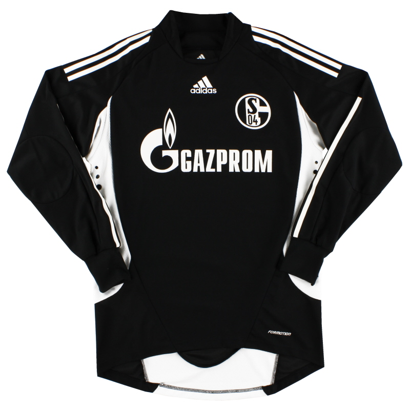 2008-09 Schalke Player Issue Goalkeeper Shirt L/S S