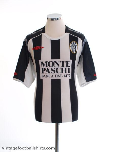 2008-09 Siena Home Shirt XL