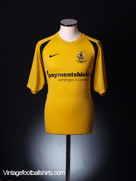 2008-09 Southport Home Shirt L
