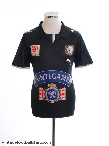 2008-09 Sturm Graz Centenary Home Shirt M