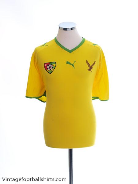 2008-09 Togo Home Shirt XL - 734105
