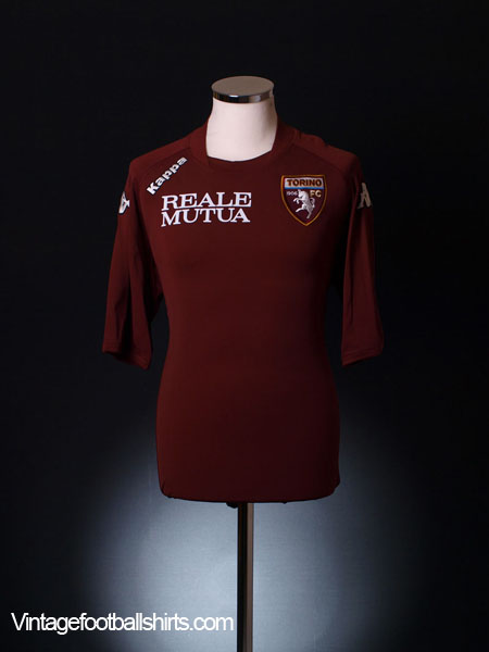 2008-09 Torino Home Shirt *Mint* XL