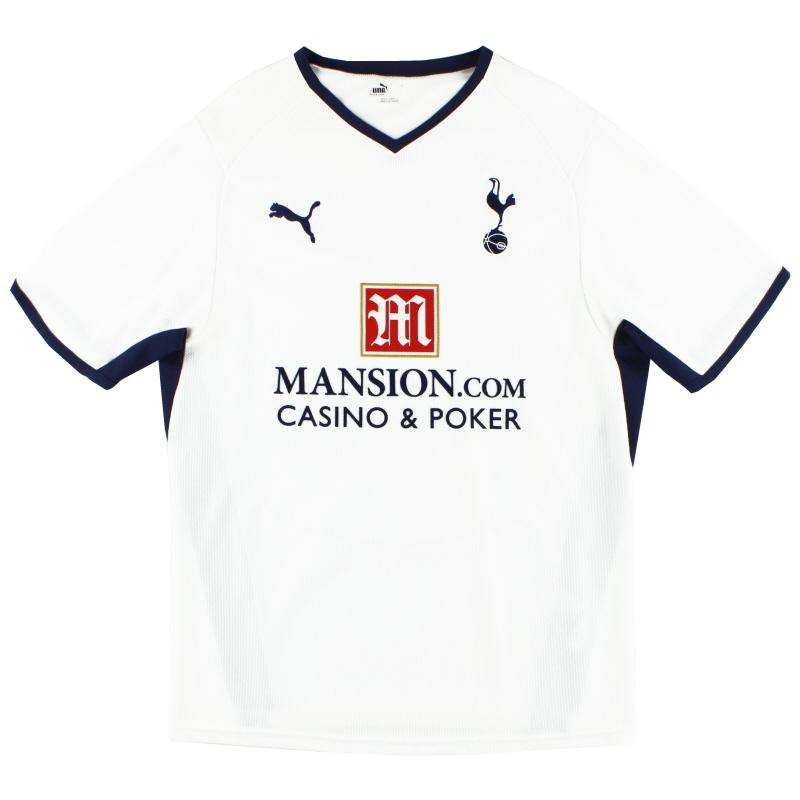 2008-09 Tottenham Home Shirt L - 734751