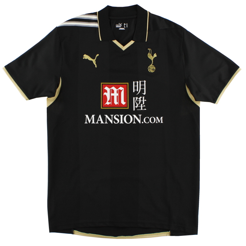 2008-09 Tottenham Puma Third Shirt L - 735076