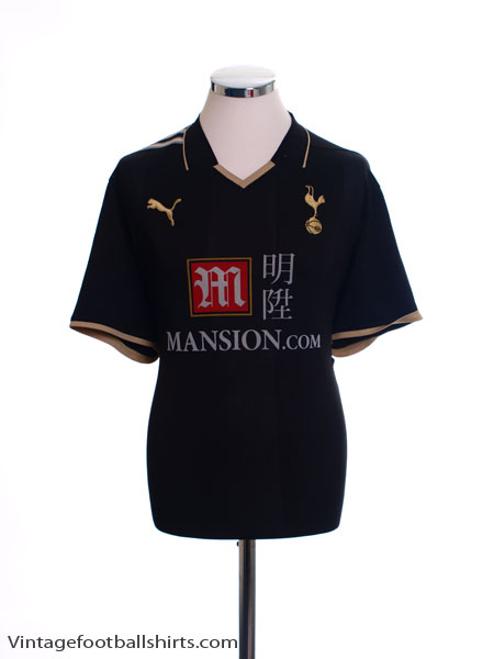 2008-09 Tottenham Third Shirt L