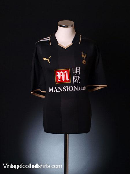 2008-09 Tottenham Third Shirt *BNWT* XXL