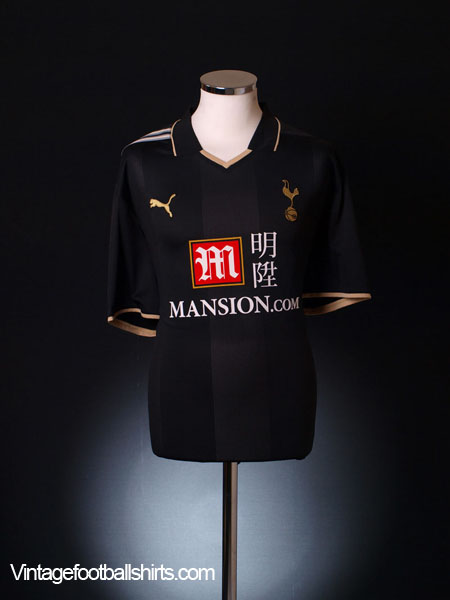 2008-09 Tottenham Third Shirt S