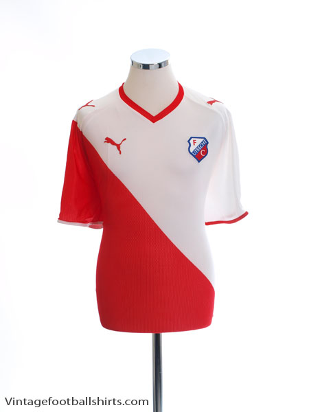2008-09 Utrecht Home Shirt XL