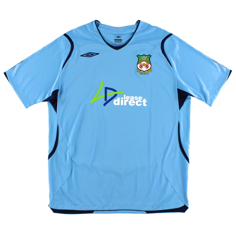 2008-09 Wrexham Away Shirt XL