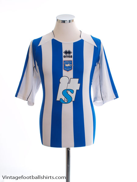 2008-10 Brighton Home Shirt XL